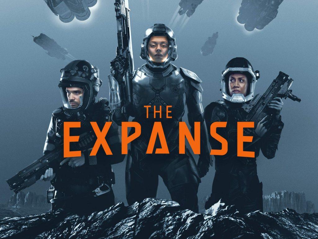 TheExpanse 正統派SFドラマ